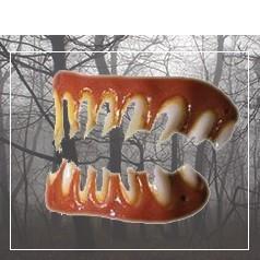 Dentadura Halloween