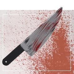 Cuchillos Halloween