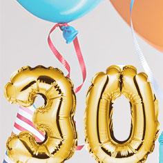 Fiesta 30 Cumpleaños