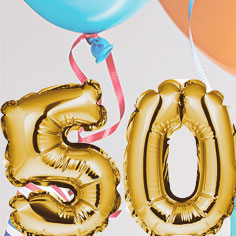 Fiesta 50 Cumpleaños