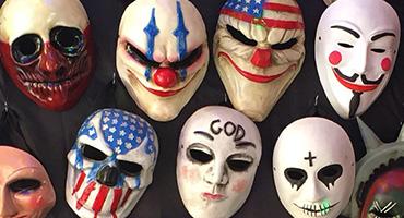 comprare maschere halloween