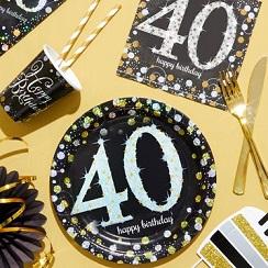 negozio accessori festa 40 anni