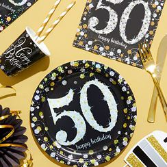 Fiesta de cumpleaños 50 años