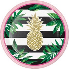 festa a tema hawaiano