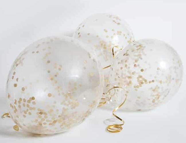 Características de los globos con helio
