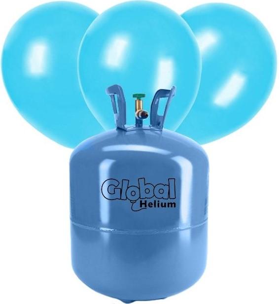 ¿Qué es el helio y porqué los globos se hinchan con helio?