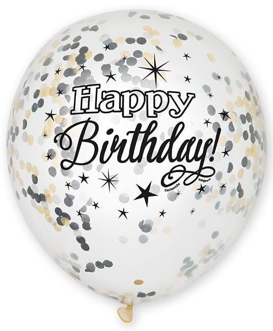 Cualquier globo de helio para bodas, de números o cumpleaños servirán como decoración