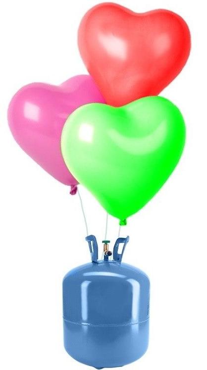 ¿Cómo comprar una bombona de helio desechable y barata?