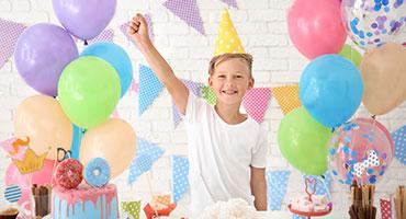 acessorios para cumpleaños niño baratos