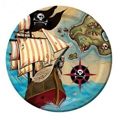 cumpleaños tematico pirata