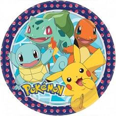 Decoracion cumpleaños pokemon