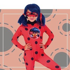 Disfraces de Ladybug