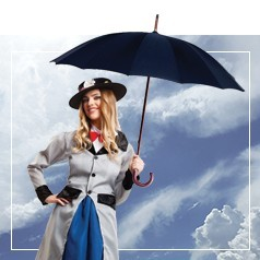 Costumi Mary Poppins