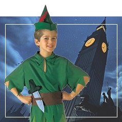 Costumi Peter Pan
