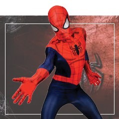 Costumi Spiderman