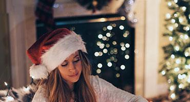 comprar gorros de navidad
