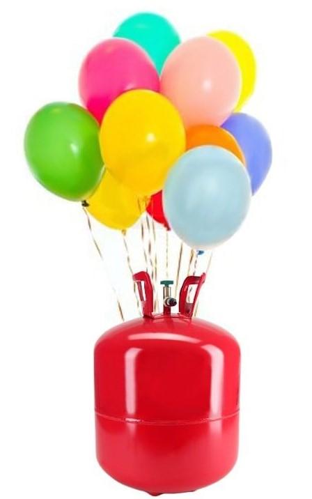Tienda online especializada en botellas de gas helio